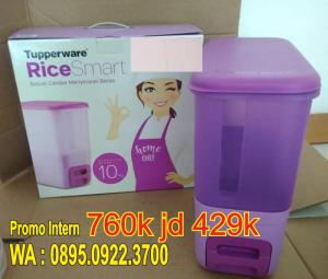 Rice Smart Tupperware Wadah Beras tupperwre juni 2021