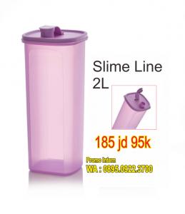slime line 2 L tupperware promo bulan juli 2021